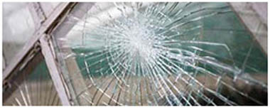Runcorn Smashed Glass